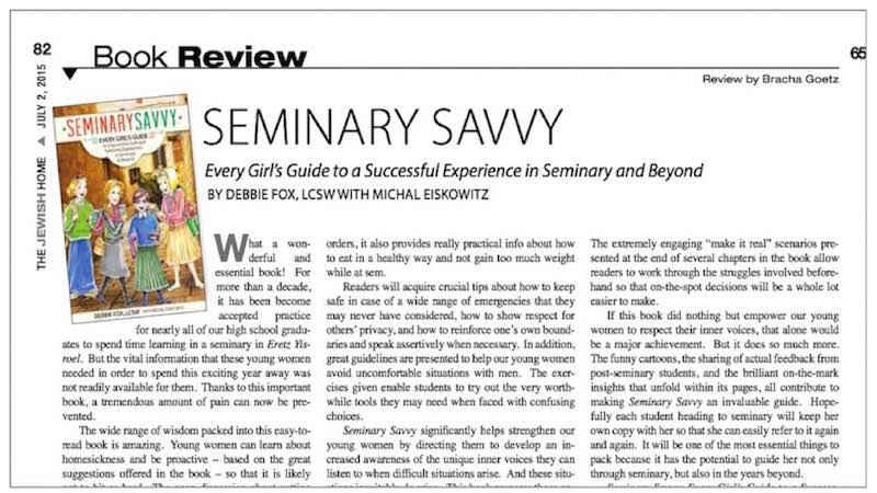 Seminary Savvy Book Review