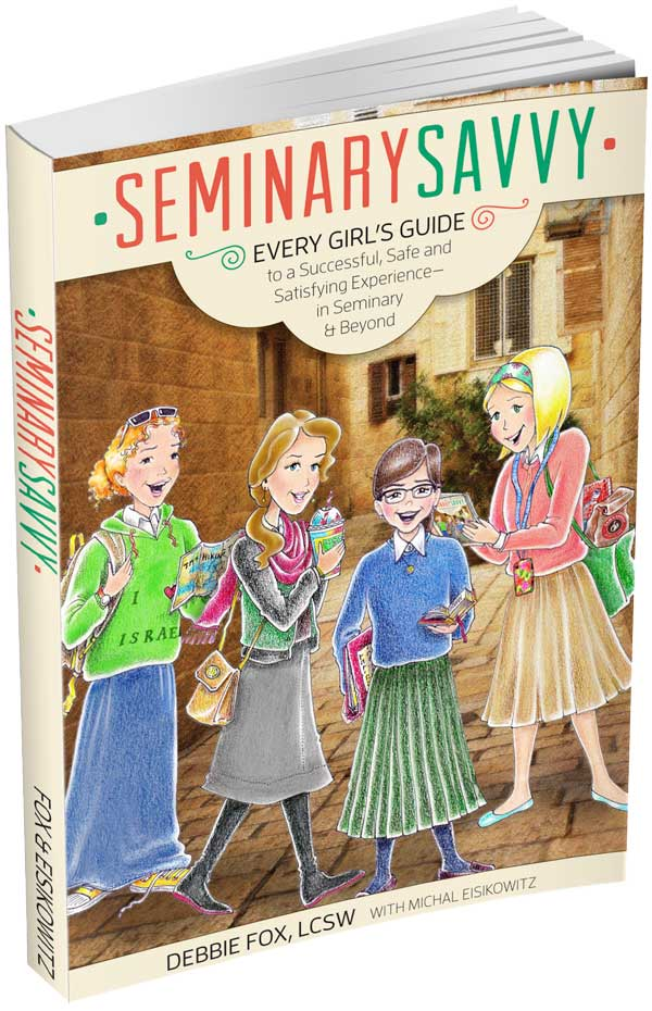Seminary Savvy book cover